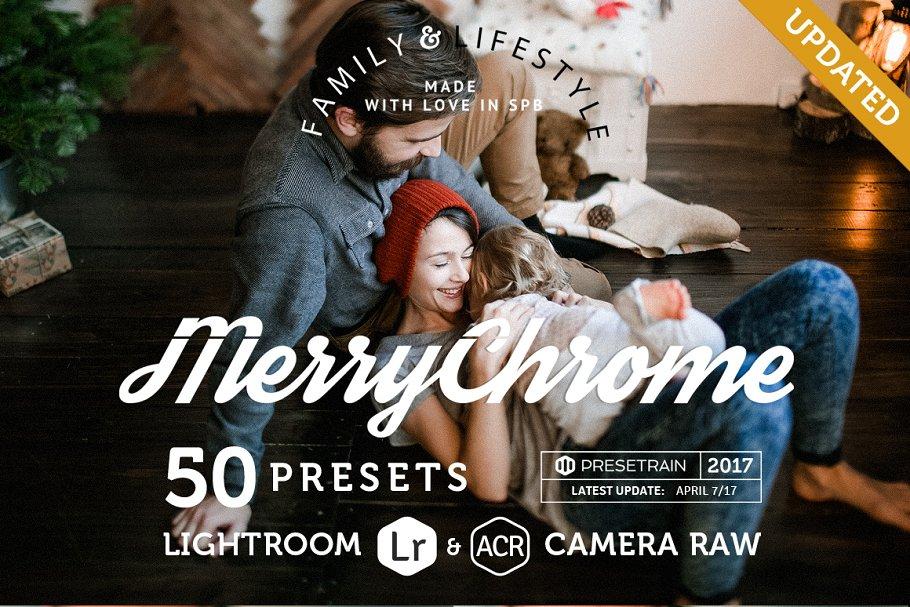 Download Merrychrome ACR & Lightroom Presets
