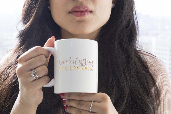 Download Styled Stock Mug Mockup