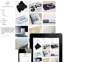 Download Mini Portfolio WordPress Responsive