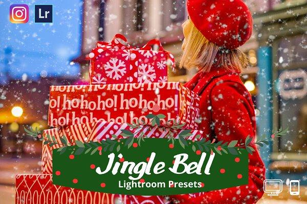 Download Jingle Bells Lightroom Presets