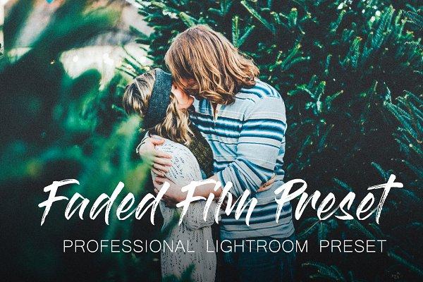Download Vintage Faded Film Lightroom Preset