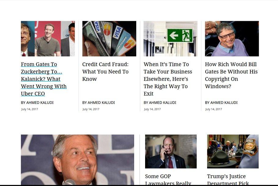 Download NewsDesk -Newspaper Magazine Theme
