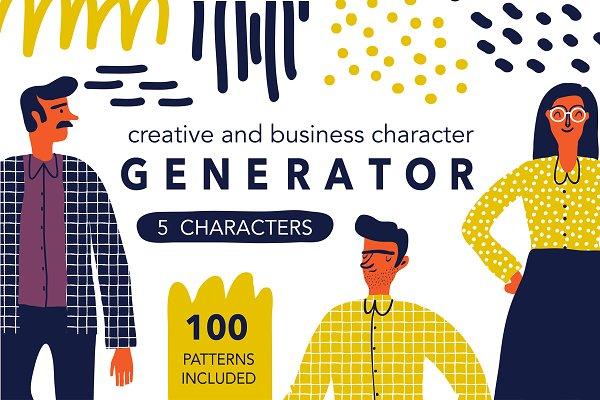 Download Creative Character Generator