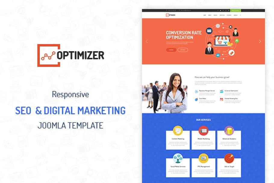 Download SEO Joomla Template ZT Optimizer