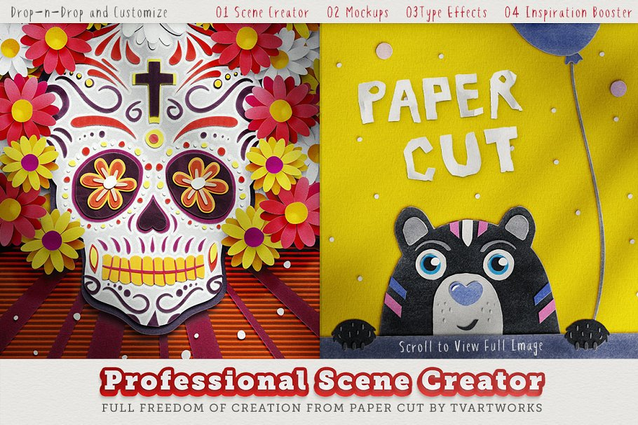 Download Paper Cut Creator