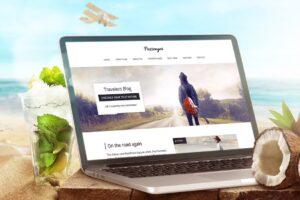 Download Passenger-Travelers WordPress Theme