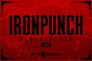 Download Ironpunch (Intro Sale)
