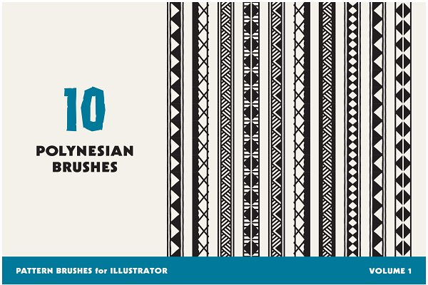 Download Polynesian Brushes