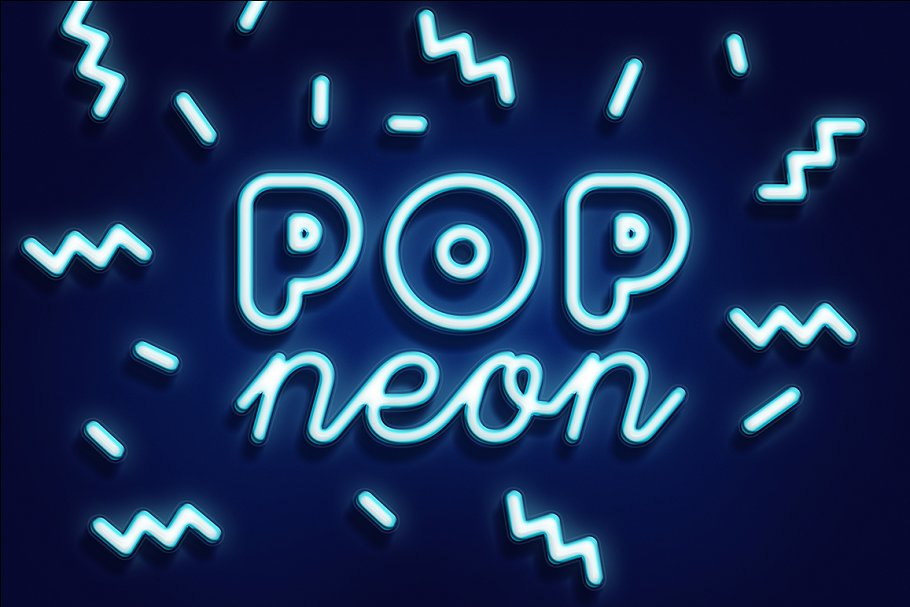 Download POP NEON STYLE