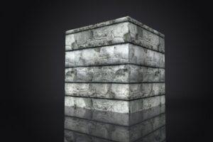 Download Cracked Concrete Panels Texture