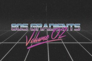 Download 80s Gradients Vol.02