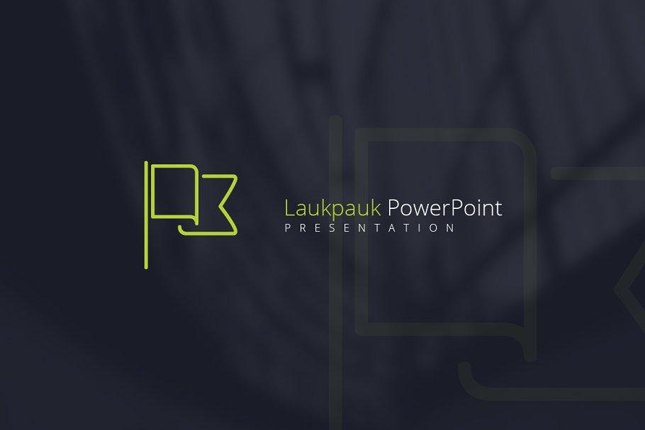 Download Laukpauk PowerPoint Template