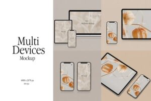 Download Multi Device Mockup