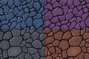 Download Stone Handpainted Texture