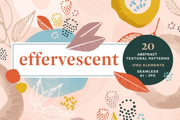 Download Effervescent: Abstract Patterns