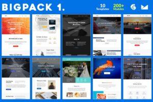 Download BigPack 1 Email-Template Bundle