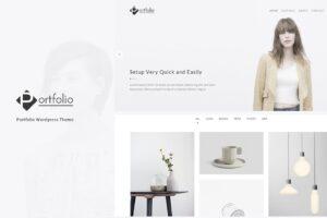 Download Portfolio - WordPress Theme