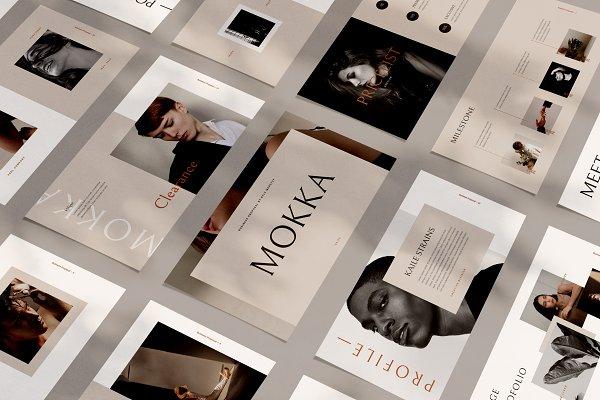 Download Mokka Google Slides