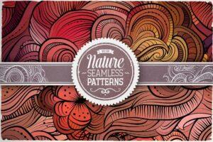 Download Waves Seamless Patterns