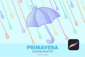 Download Primavera Swatches for Procreate