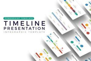 Download Timeline Presentation - Infographic