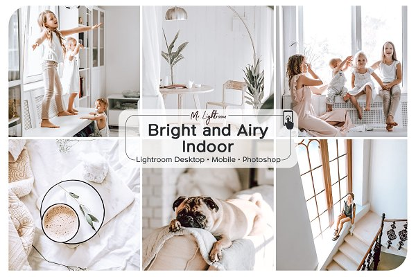 Download Bright and Airy Indoor Presets