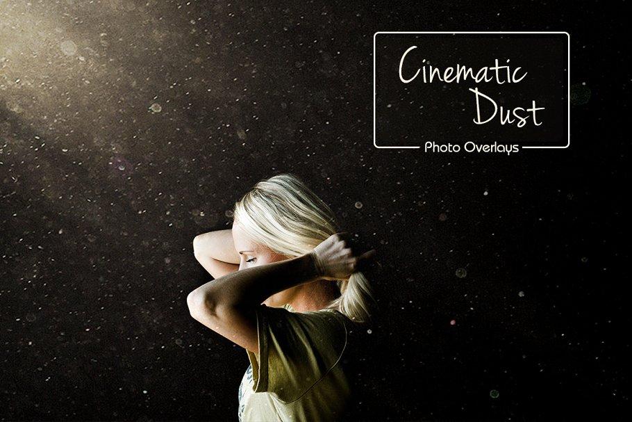 Download 97 Cinematic Dust Overlays