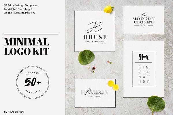 Download Minimal Logo Kit