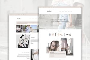 Download Rachel - Feminine WordPress Theme