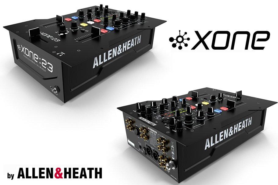 Download Allen&Heath Xone 23