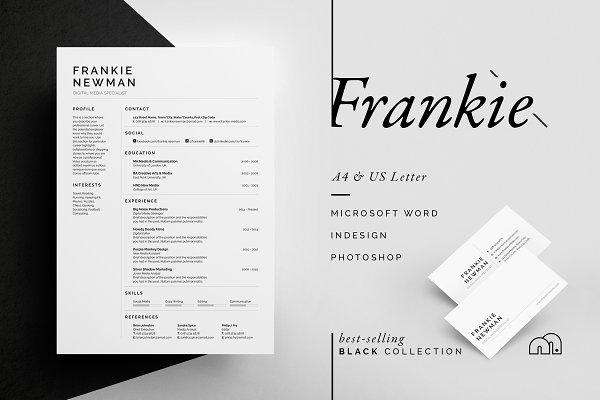 Download Resume/CV - Frankie