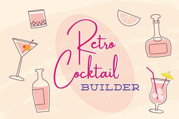 Download Retro Cocktail Creator
