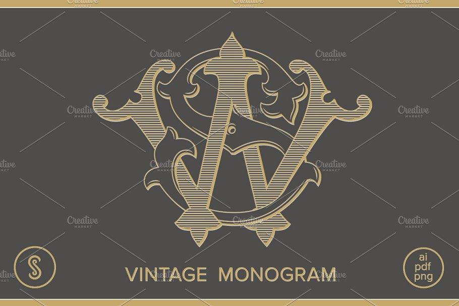 Download SW Monogram WS Monogram