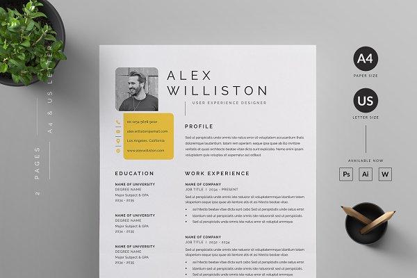Download Resume/CV