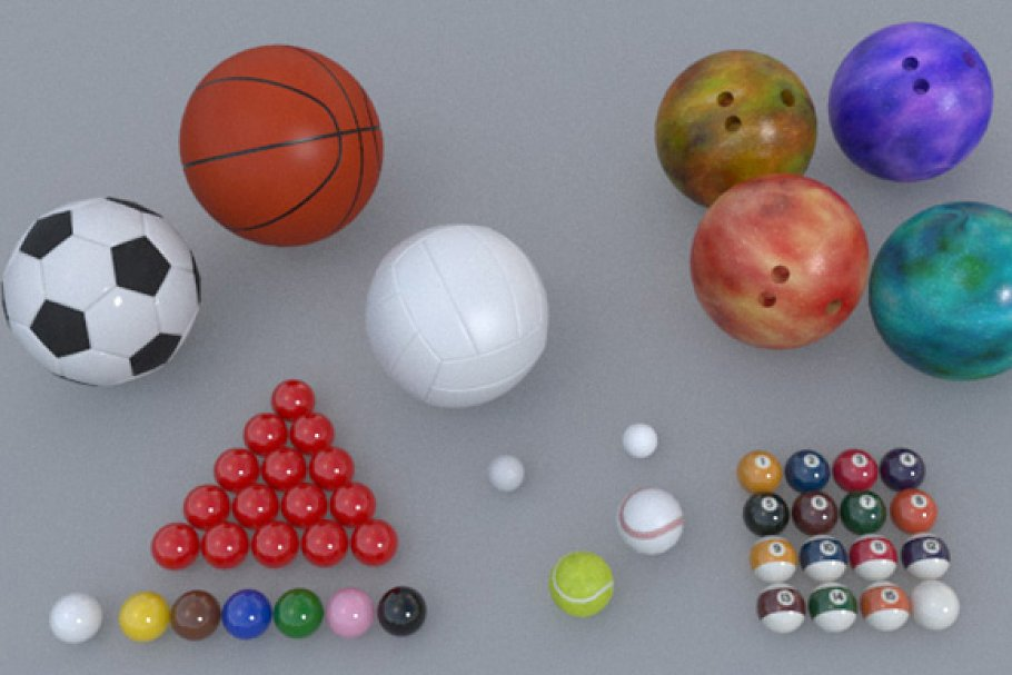 Download Ball Sports Pack