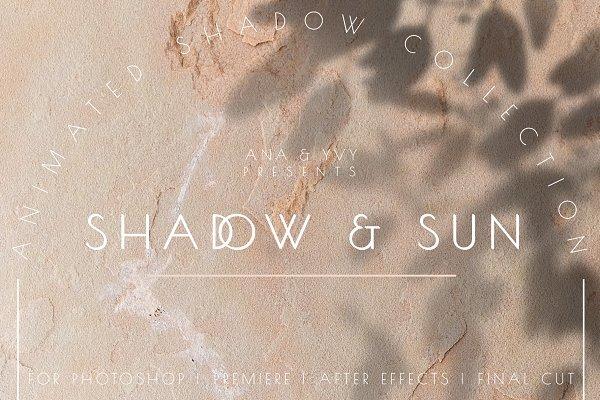 Download Animated Shadow & Light Overlay