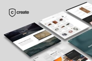 Download Create - Multipurpose WP Theme