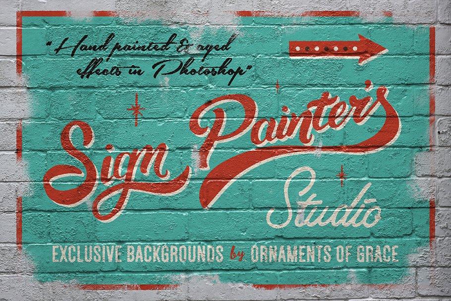 Download Sign Painter's Studio