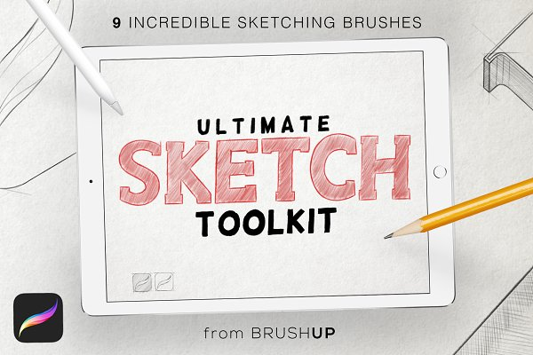 Download ULTIMATE Sketch Toolkit