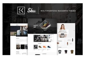 Download MGS SKU - Multipurpose Magento theme