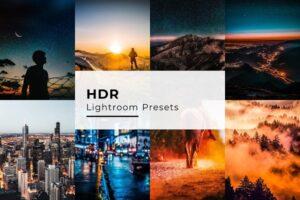 Download 10 HDR Pro Lightroom Presets