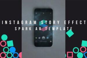 Download INSTAGRAM STORY Ef. SPARK TEMPLATE