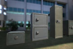 Download [PBR] Lockers Pack