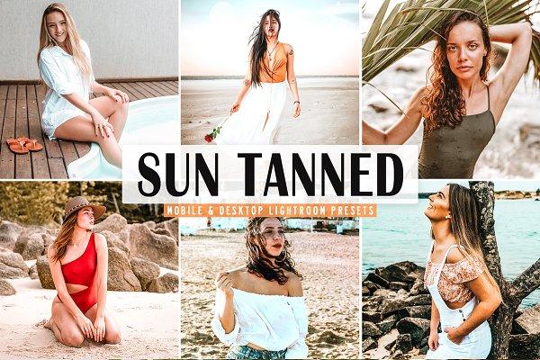 Download Sun Tanned Pro Lightroom Presets
