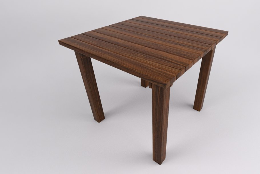 Download Rustic Table 01