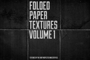 Download Folded paper textures volume 01