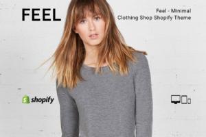 Download Feel Minimal Clothing Shopify Theme