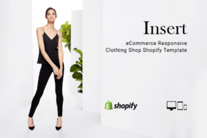 Download Insert Clothing Shop Shopify Theme