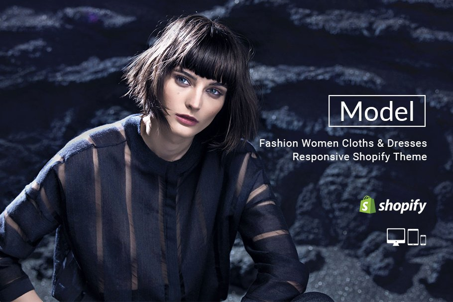 Download Model Fashion Shopify Theme