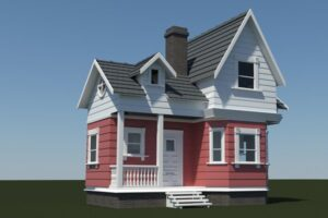 Download Timber House